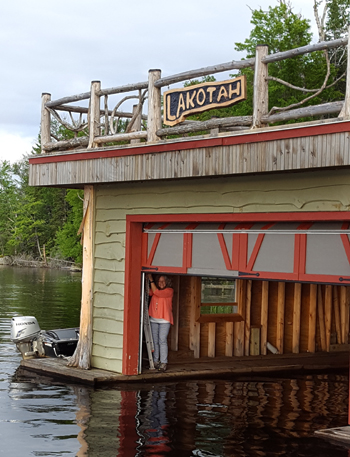 lakotah boathouse -vacation rental saranac lake, ny